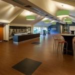 Foyer Congreszaal paviljoen Landgoed Zonheuvel
