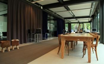 Landgoed de Horst lounge BlauwGedicht