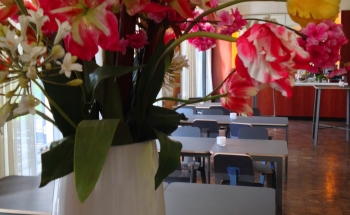 Lounge landhuis Landgoed de Horst
