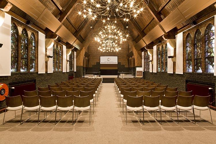 Conferentiecentrum Utrecht, Soesterberg Kontakt der Kontinenten