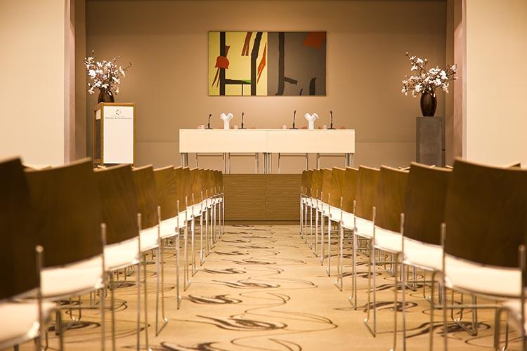 Congreszaal en conferentiezaal Kontakt der Kontinenten