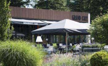 Bergse Bossen terras Grand Café